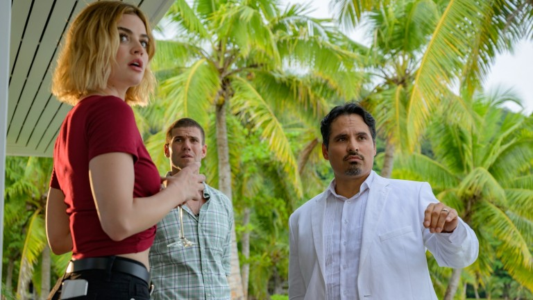 Fantasy Island Review Lucy Hale and Michael Pena