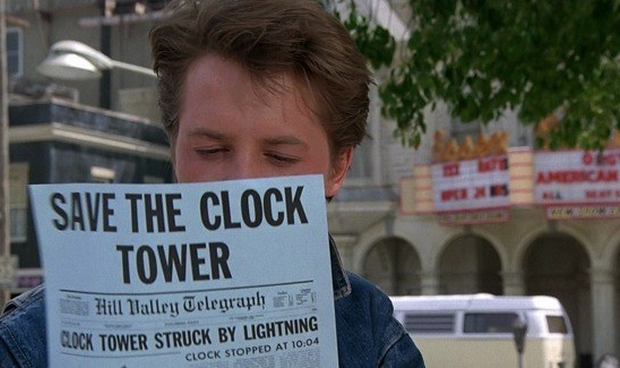 Back to the Future - Save the Clock Tower