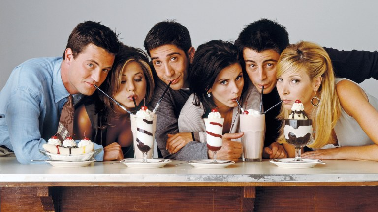 Friends Reunion Special Confirmed