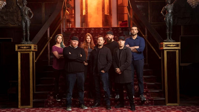 The Team Behind A&E's Ghost Hunters
