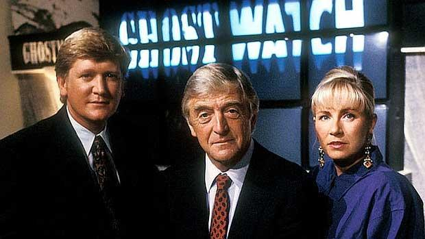 Películas de terror: Ghostwatch (1992)
