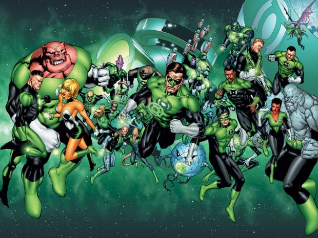 سلاح الفانوس الأخضر