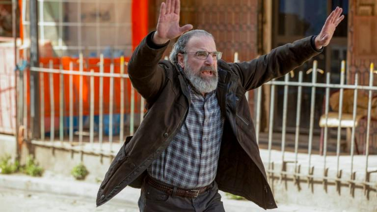 Mandy Patinkin in Homeland Season 8 Episode 2 Review