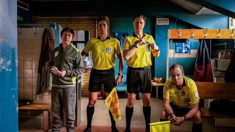 David Morrissey and Ralf Little in Inside No. 9 series 5