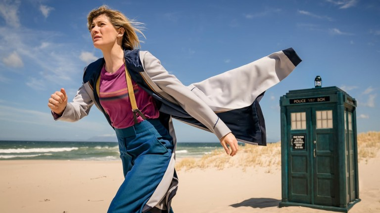 Jodie Whittaker in Doctor Who series 12 episode 6: Praxeus