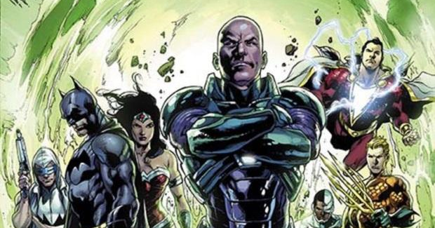 Lex Luthor in the Justice League