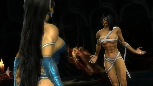 Mortal Kombat X A Look At Kitana Den Of Geek