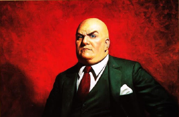 Lex Luthor, head of LexCorp
