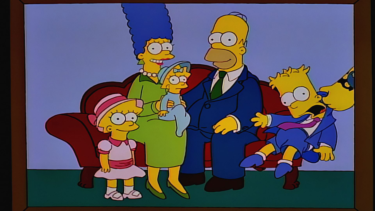 The Simpsons Christmas Episodes Are Cost Effective Chimneys Of Horror Den Of Geek