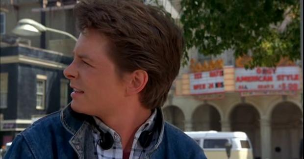 Back to the Future - Orgy American Style