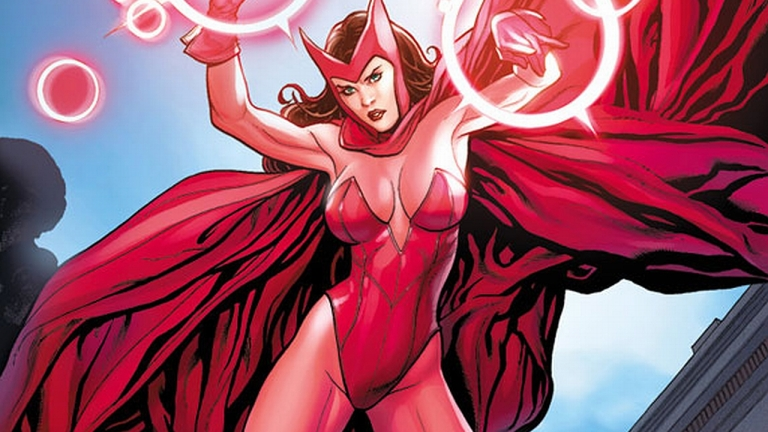 WandaVision: Scarlet Witch in Marvel Comics