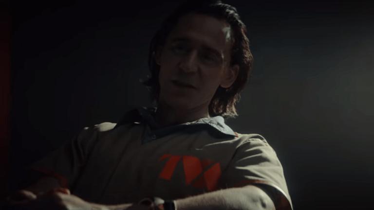 Tom Hiddleston in Marvel's Loki on Disney+