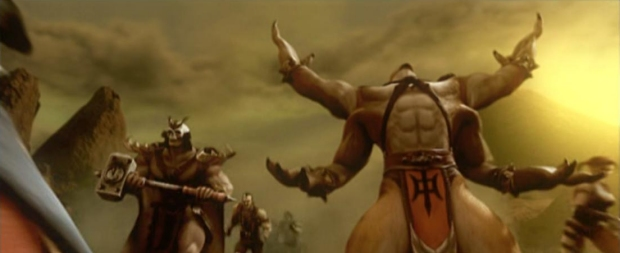 Cronologia de Mortal Kombat: história explicada [Timeline] 14