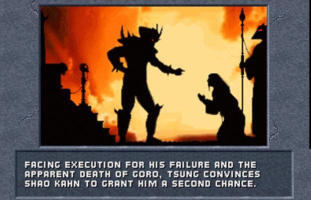 Cronologia de Mortal Kombat: história explicada [Timeline] 9