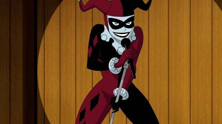 Harley Quinn in Batman: The Animated Series