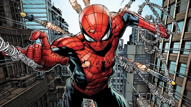 Non-Stop Spider-Man Coming in June