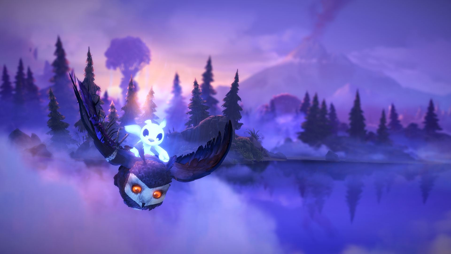 Ori And The Will Of The Wisps Hands On With The Stunning