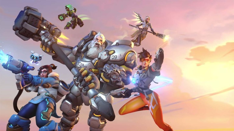 Overwatch Blizzzard GeForce Now Games