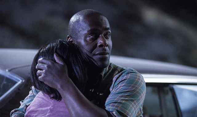 gay is Paterson joseph