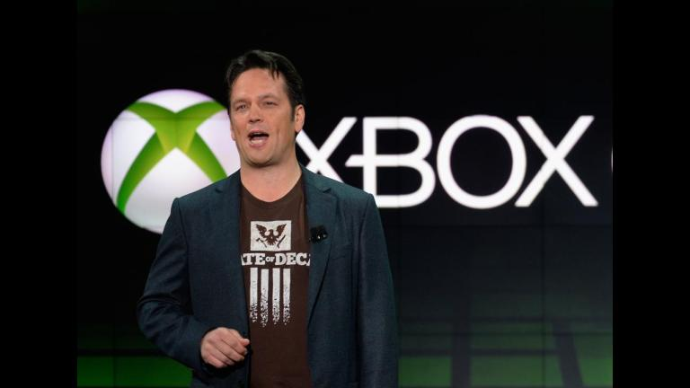Phil Spencer Xbox Boss