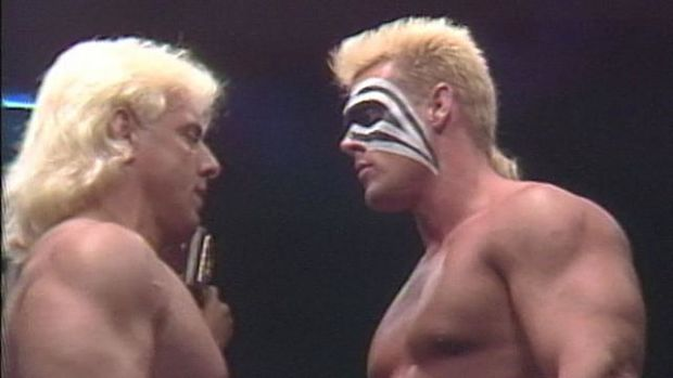 Sting: A History Through Matches | Den of Geek
