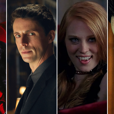 Vampires Spike, Clairmont, Jessica, and Cassidy