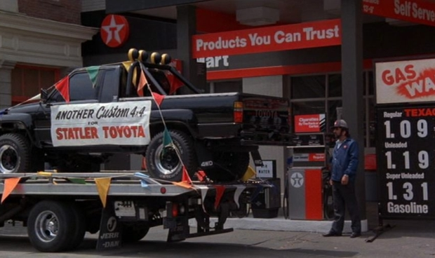 Back to the Future - Statler Toyota
