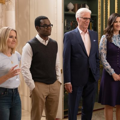 The Good Place Black Mirror San Junipero
