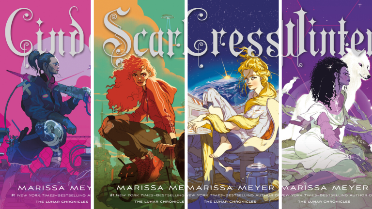 Marissa Meyer Reflects on Her Iconic Lunar Chronicles Series | Den ...