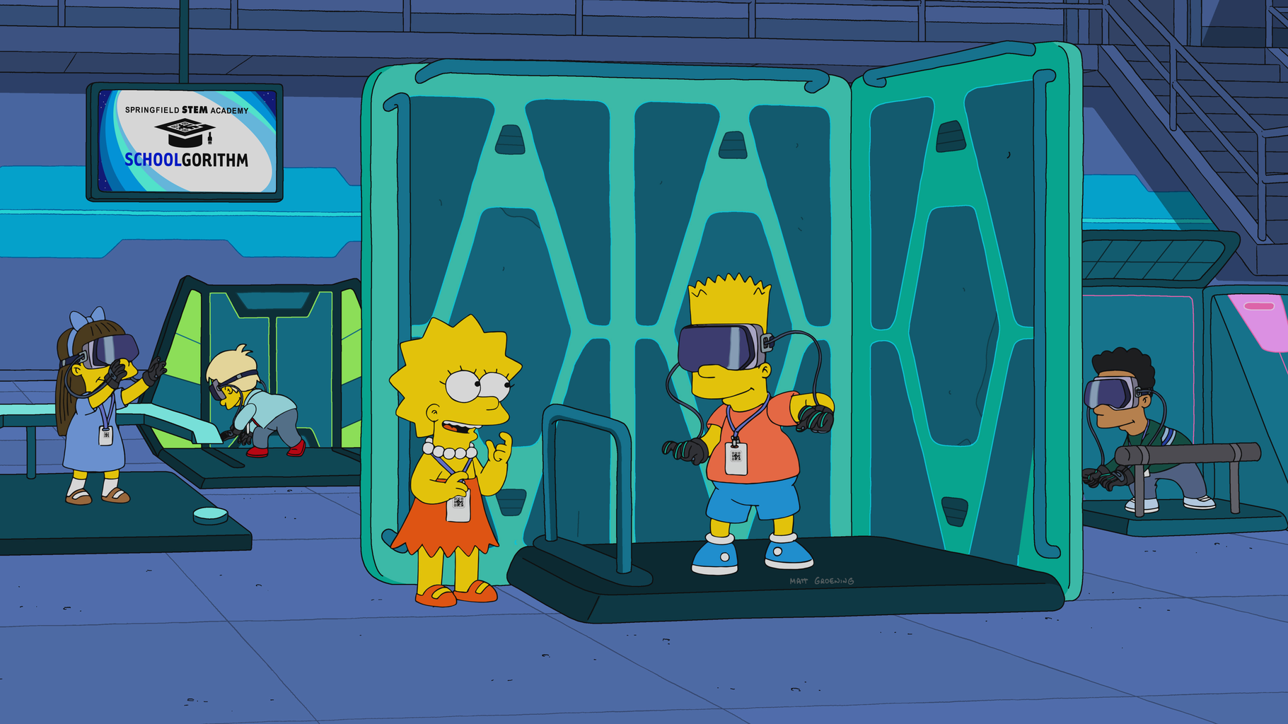 The Simpsons Season 31 Episode 12 Review The Miseducation Of Lisa Simpson Den Of Geek