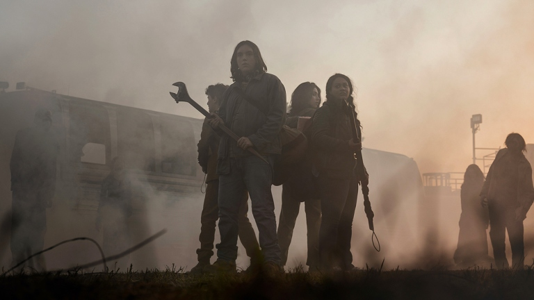 The Walking Dead: World Beyond promo still