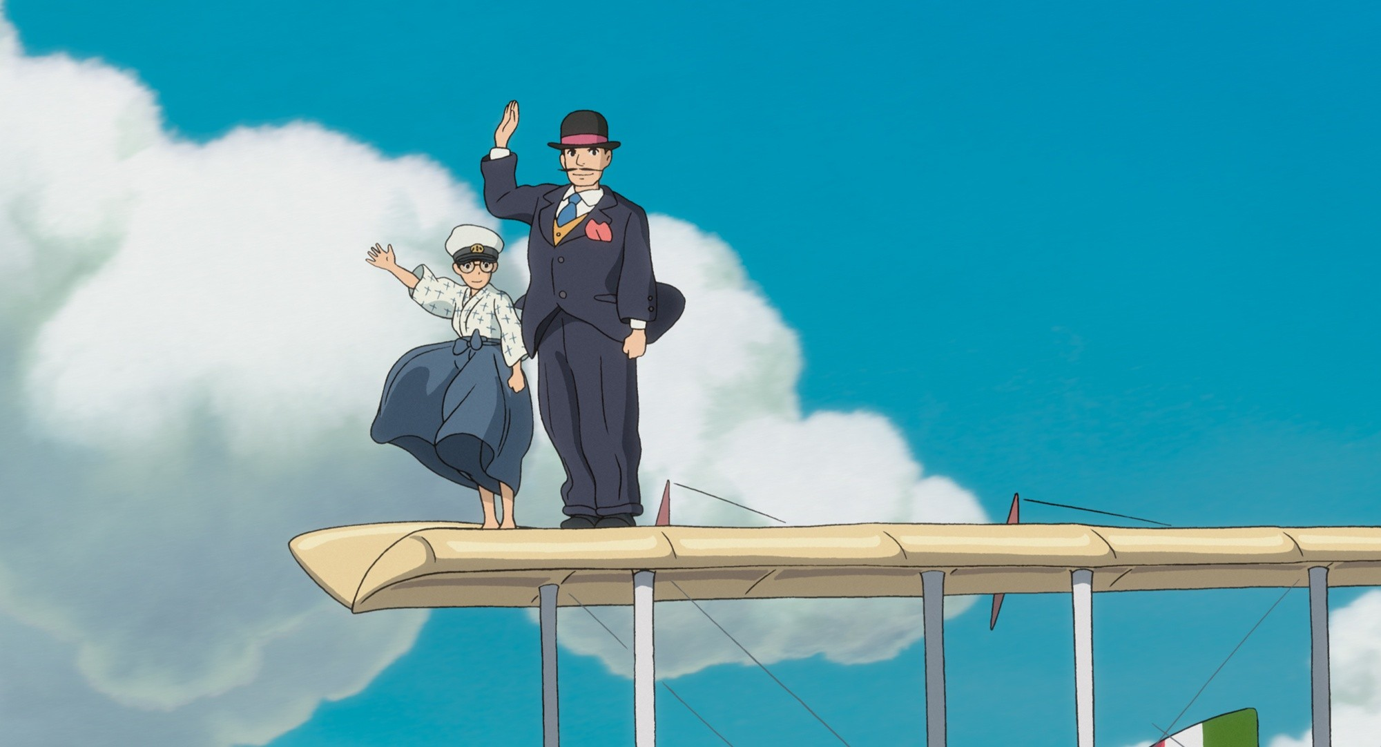 Studio Ghibli Its Final Films The Future Of 2d Animation Den Of Geek