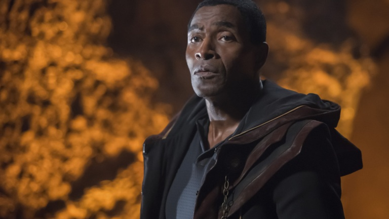 Actor Carl Lumbly