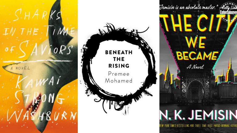Top New Fantasy Books in March 2020