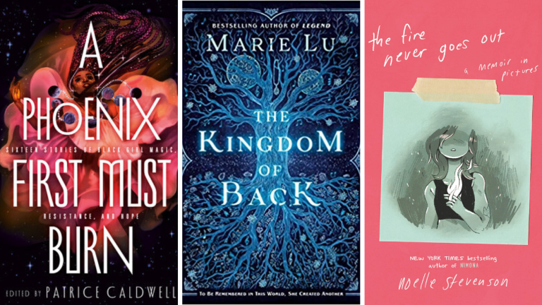Top New YA Books in March 2020