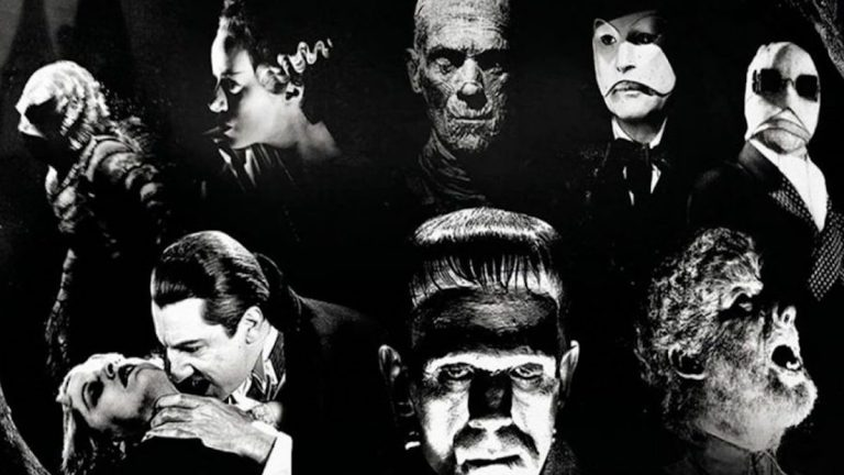 Universal Monsters Mash