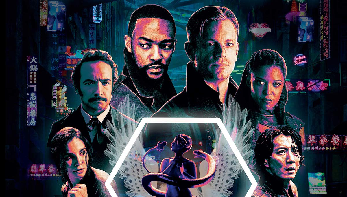Giveaway - Win a Copy of Altered Carbon: The Art and Making of the ...