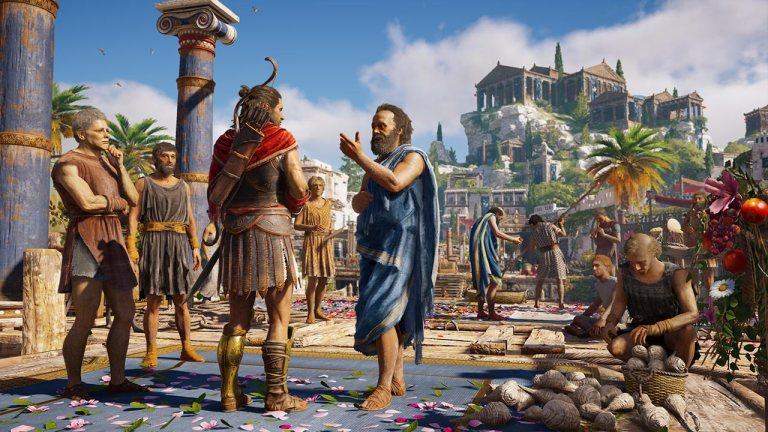 E3 Ubisoft Assassin's Creed