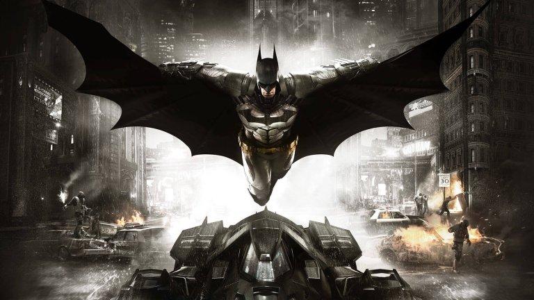 Batman Harry Potter E3 Warner Bros