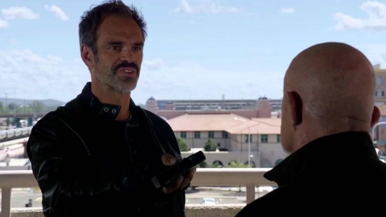 Better Call Saul Mr. X