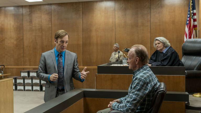 Better Call Saul Season 5 Episode 4 Namaste