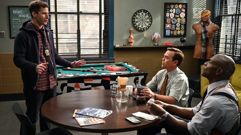 Brooklyn Nine-Nine Season 7 Episode 7 Ding Dong