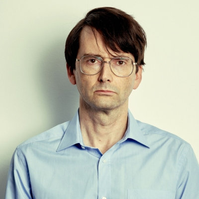 David Tennant as Dennis Nilsen in ITV's Des