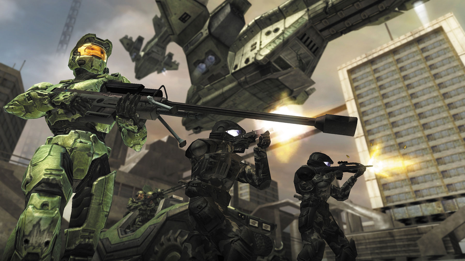 Halo 2 Pc Beta Tests Scheduled To Start Today Den Of Geek