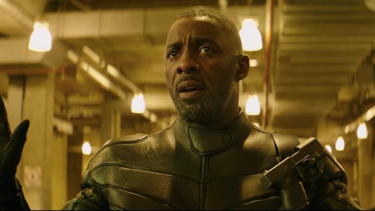 Idris Elba in Hobbs and Shaw