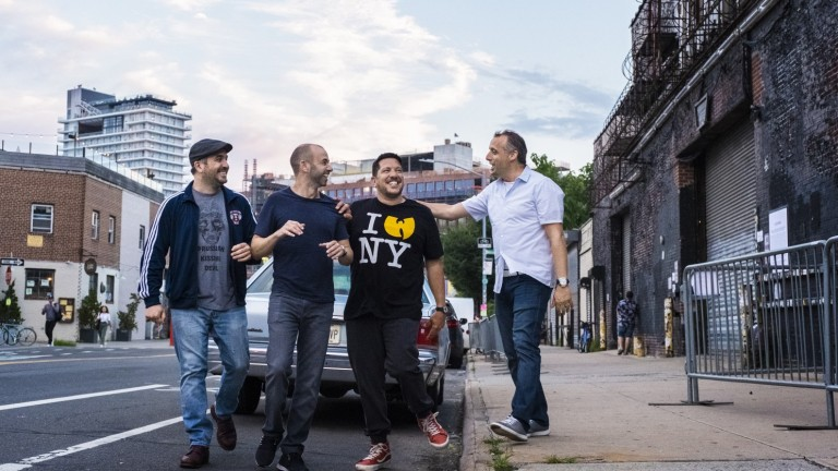 Impractical Jokers: The Movie Gets Early Digital Release