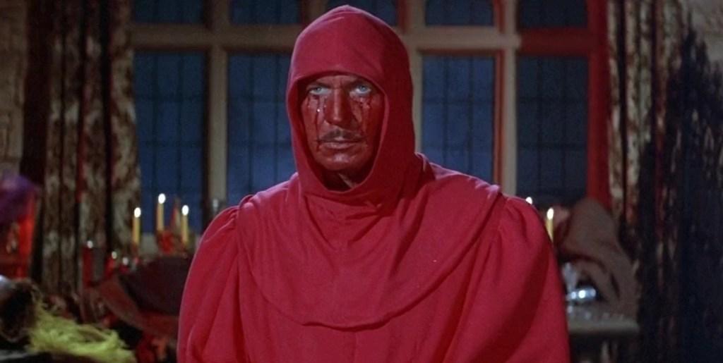 قناع الموت الأحمر