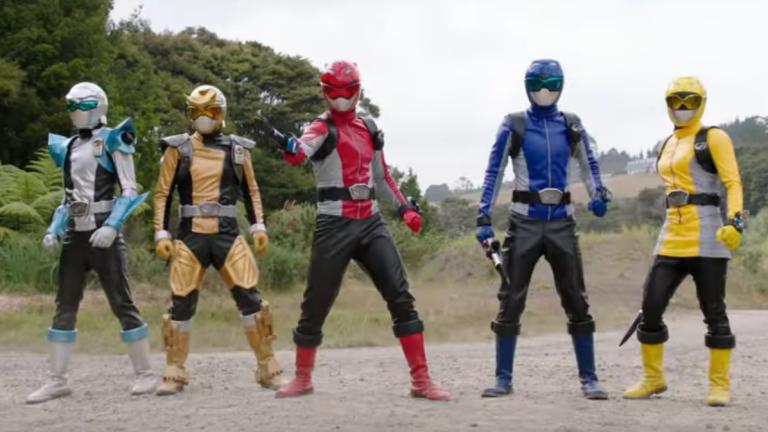 Power Rangers Beast Morphers Season 2 Episode 3: Game On