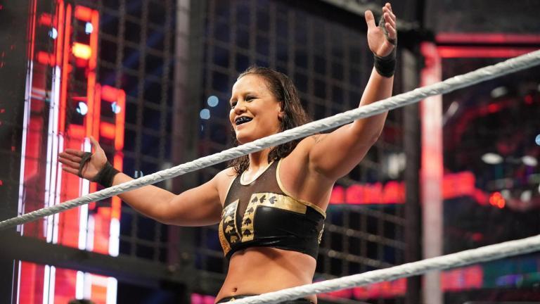Shayna Baszler at WWE Elimination Chamber 2020