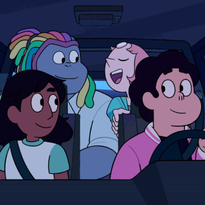 Steven Universe Bismuth and Pearl